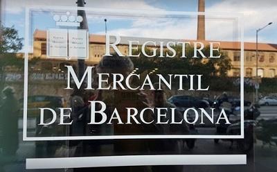 registro mercantil barcelona teléfono