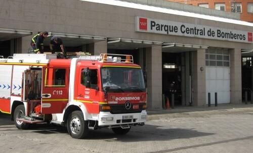 bomberos madrid teléfono gratuito