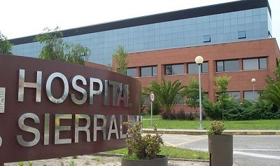 teléfono hospital sierrallana gratuito