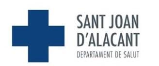 hospital san juan alicante teléfono