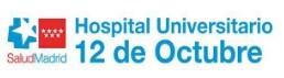 teléfono atención al cliente hospital 12 de octubre